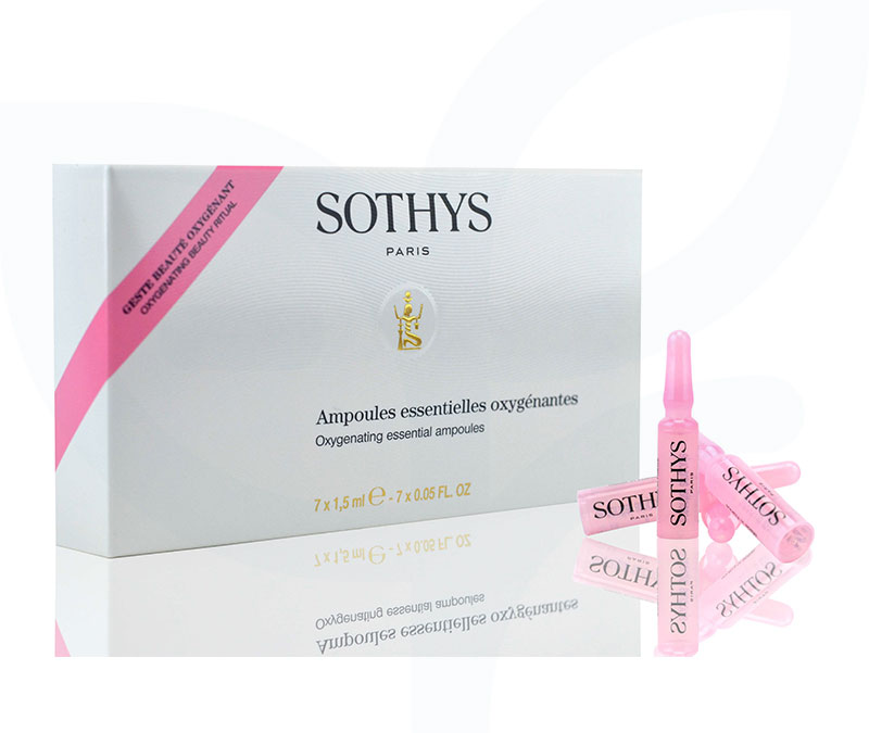 Sothys Oxygenating Essential Ampoules