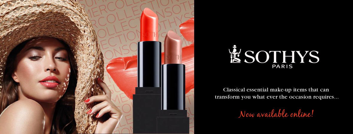 Sothys of Paris. Sothys make up is about classical ,make-up essential items that can transform you what ever the occasion requires.