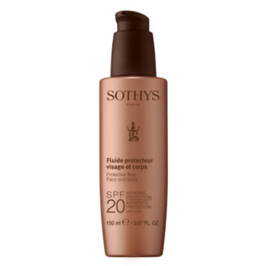 Sun tan lotion sothys